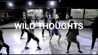 MIND DANCE (마인드댄스) 째즈/다이어트(Jazz/Diet) 8:50 Class | DJ Khaled - Wild Thoughts | 조윤아 T