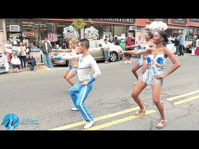 Hispanic Parade - New Jersey 2013 - Honduras - Punta By Wilson