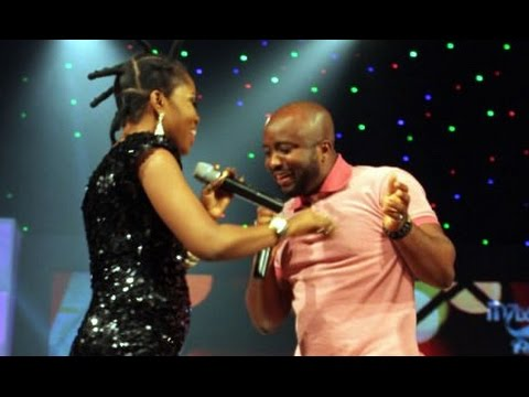 Trigmatic Performs 'runaway With Mzbel  Mzbel Red Concert 2015   Ghanamusic Video video