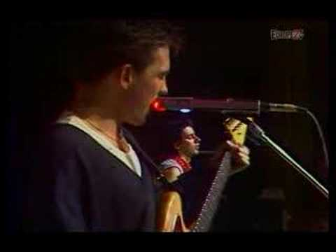 The Cure - Three Imaginary Boys live Paris 1979