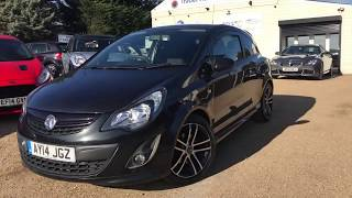 2014 VAUXHALL CORSA FOR SALE | CAR REVIEW VLOG