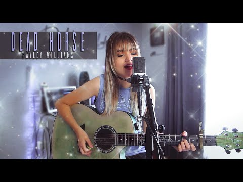 Dead Horse - Hayley Williams (acoustic Cover)  Covernationhayleycontest