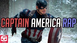 CAPTAIN AMERICA RAP by JT Music (feat. Divide) [Avengers Rap Preview]