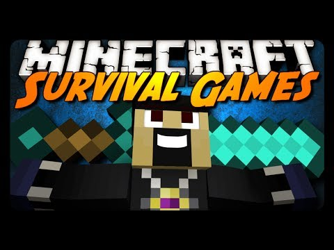Minecraft: Legend Of The Diamond Sword! (hunger Games Survival) video