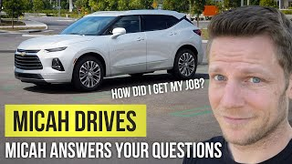 Micah Answers Your Questions | How did I get my job?
