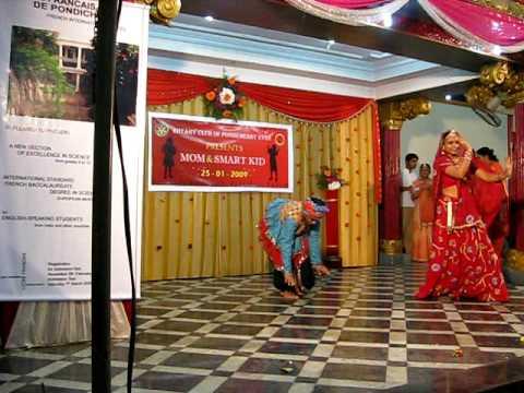 Rajsthani Folkdance Kalyo Kud Padyo Mela Mein