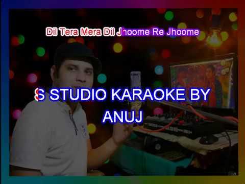 Dewana Hai Ye Man Kyu Pagal Hai Dhadkan Anuj Karaoke