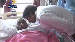 Pawan Kalyan Burst Into Tears After Seeing The Condition Of Baby Srija
