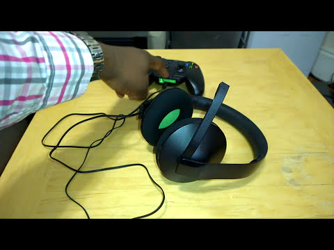 Xbox One Stereo Headset Review & Mic test