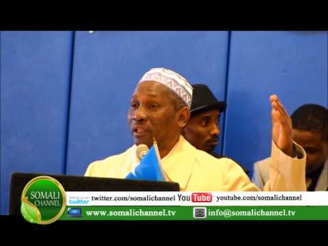 Caleema saarka suldanka Somali bantu