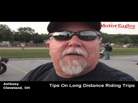 Tips On Long Distance Motorcycle Trips