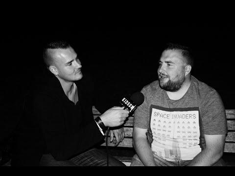 Chris Duncan interview, United Festival, London 2015