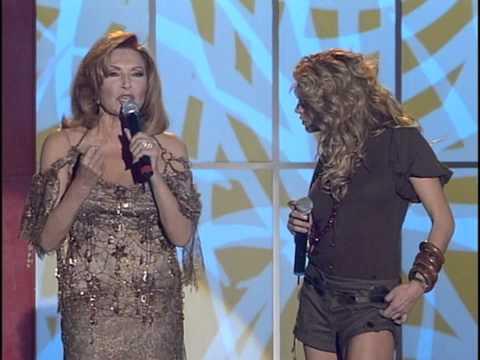 Paulina Rubio & Rocio Jurado - Lo Siento Mi Amor