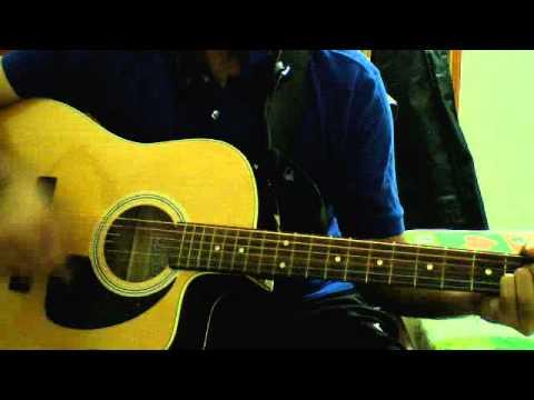 Akhiyan nu rehn de guitar cover ..