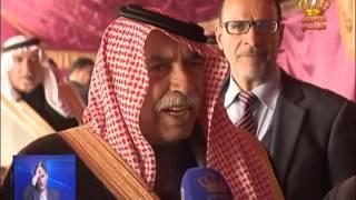 احتفالات بمناسبة عيد ميلاد جلالة الملك في محافظة مأدبا