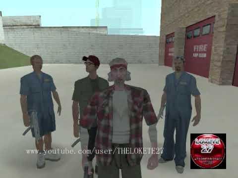 GTA San Andreas: El Cumpleaños de CJ - Loquendo