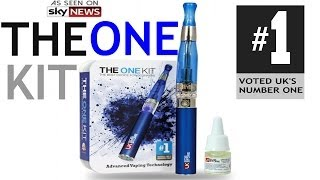 The One Kit Ukecigstore.com Ecig Review