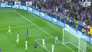 Barcelona vs Celtic 7-0 All Goals and Full Highlights 13/09/2016