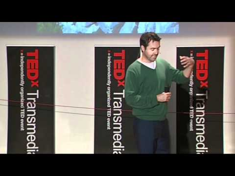 The Money Myth: Jem Bendell at TEDxTransmedia2011