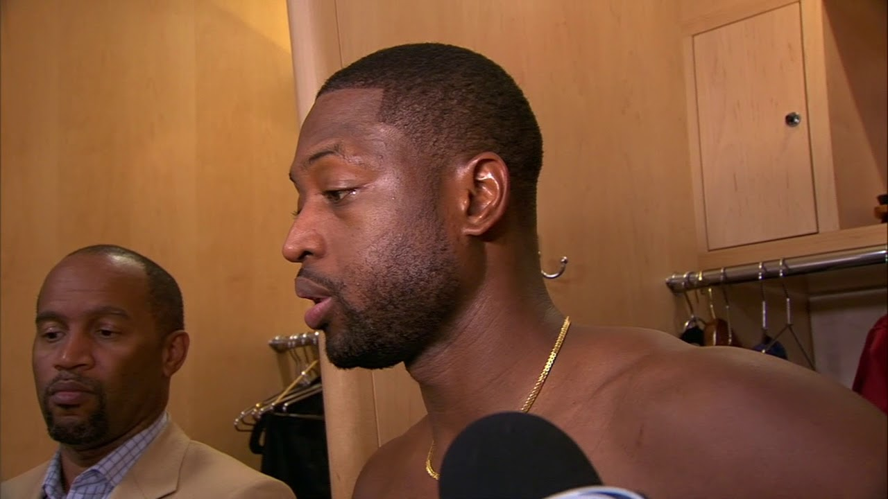 Dwyane Wade says Cavs' first unit has to 'start off better' | ESPN