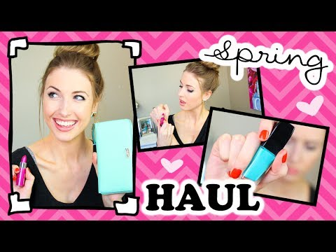 Drugstore HAUL || What's New & Outlet Shopping!!