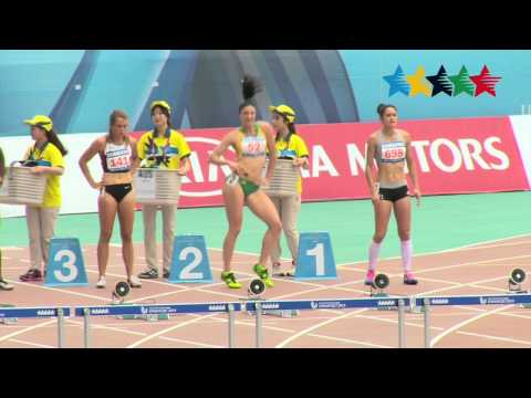 Michelle Jenneke's Magic Moves - 28th Summer Universiade Gwangju (KOR)