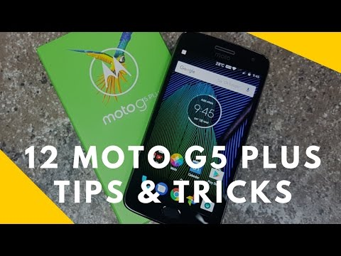 12 Tips and Tricks for Moto G5 Plus