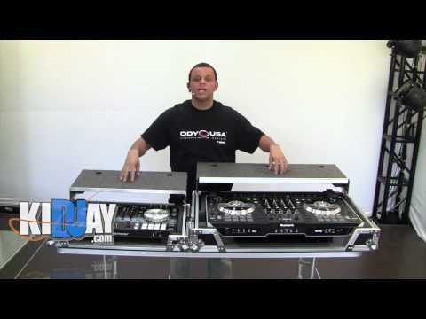 Glide Style Cases for the Pioneer DDJ-SR & Numark NS7ii