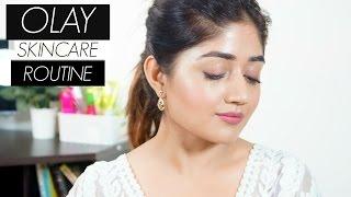My Olay Skincare Routine #Olay4WeekChallenge | corallista