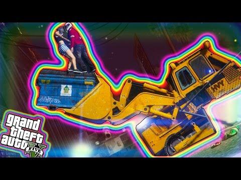 GTA 5 FAILS & RANDOM MOMENTS: #14 (GTA 5 Funny Moments Compilation PC)