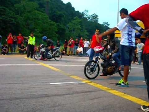 SEMS Event Sprintest at TEmAN GOpeng..RIDER SENYUMMMMM (^_^)