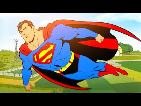 Superman 80th Anniversary Animated Short | DC Kids