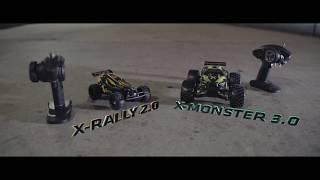 Samochody RC Overmax - rozpocznij wyścig!