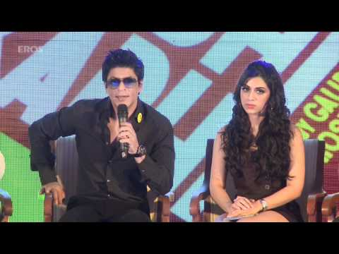 SRK Grace The Music Launch Of Always Kabhi Kabhi.