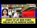 BCCI Chief Sourav Ganguly Hospitalised Again Following Complains Of Chest Pain | CNN News18