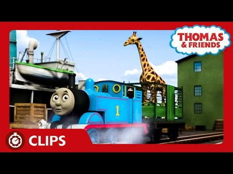 Thomas and The Tall Friend - Thomas & Friends