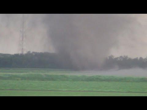 NE North Dakota Tornadoes. June 27, 2015