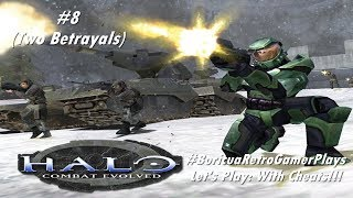 Let's Play: Halo: Combat Evolved (PC) (Level 8 with cheats)