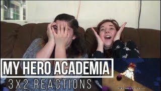 "My Hero Academia 3x2 ""Wild Wild Pussycats"" ENG SUB Reactions"