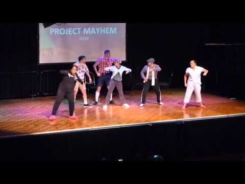 2016 Sydney International Bachata Festival - Project Mayhem
