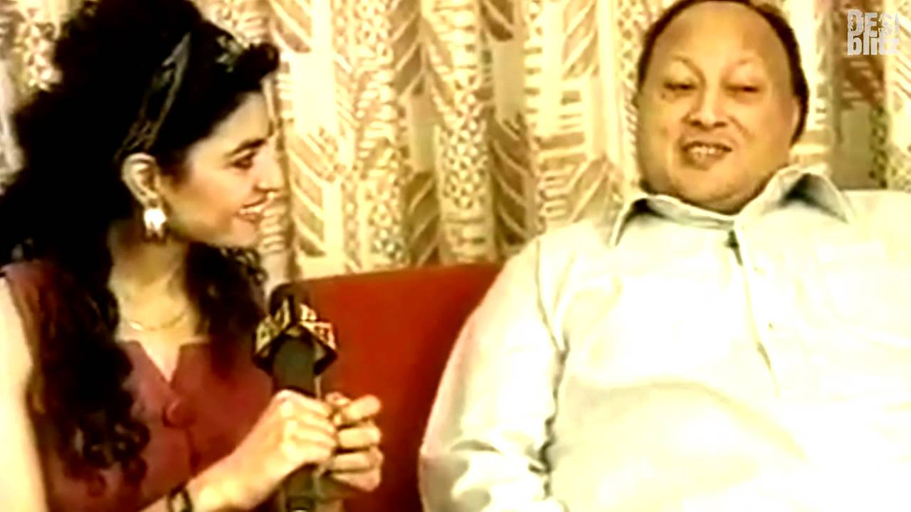 Nusrat Fateh Ali Khan Death Photos Nusrat Fateh Ali Khan on