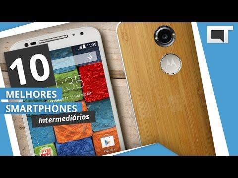 Retrospectiva: os 10 melhores smartphones intermediários de 2014