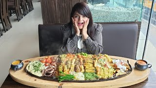 Mumbai Food | Biggest Sizzler
