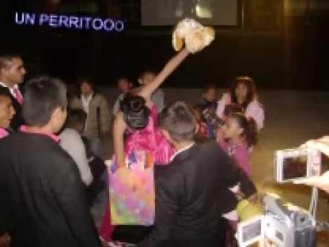 cbta 52 matehuala 15 años dulce jaqueline 2009 ( parte 1 ) Video