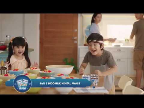 Iklan Indomilk Susu Kental Manis edisi Ramadhan 15sec (2017)