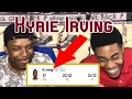 Lagu WHO CAN GUARD HIM?! KYRIE IRVING 57 POINTS VS SPURS 031215 FULL HIGHLIGHTS AND REACTION!
