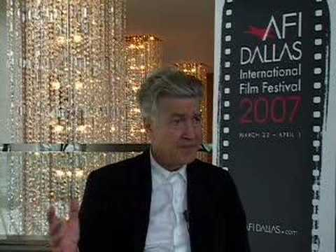 David Lynch at AFI Dallas Film Festival