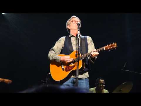 2. My Father&#039;s Eyes by  ERIC CLAPTON LIVE Pittsburgh Pa Consol Energy Center 4-6-2013