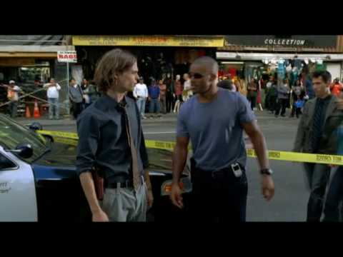 Criminal Minds Season 3 Funny Moments Part 1