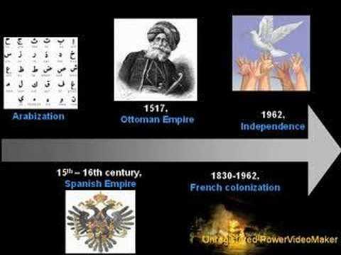presentation de l algerie historique by majid
